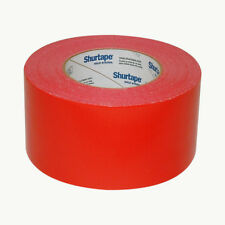 Shurtape PC-600 General Purpose Grade Duct Tape: 3 in. x 60 yds. (Red)