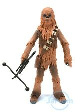 """Star Wars Authentic Black Series 6"""" Inch #05 TFA Chewbacca Loose Complete"""