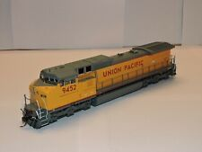 Union Pacific C40-8W 9452 DCC/Sound Equipped Atlas Gold Ho Scale