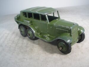 Dinky Toys Army Reconnaissance Car #152b TRULY OUTSTANDING