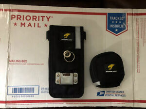 Capital Safety 1500100 Tape Measure Sleeve And Holster Belt Combo