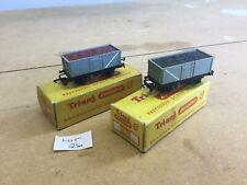 Triang TT Excellent Lot 26 T.178 Open Truck Coal & Ore Loads X2 Boxed
