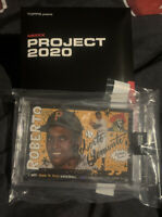 Topps Project 2020 Roberto Clemente #110 By Sophia Chang W/box In Hand! Low PR!!