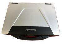 Panasonic Toughbook CF-52 MK4, i5-2540M @ 2.60GHZ 8GB 500GB WIFI BT WIN 10 PRO