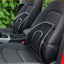 Vent Massage Mini Bead Mesh Back Lumber Support Car Chair Seat Cushion Cool Pad