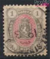 Finnland 24 gestempelt 1885 Wappen (8883189