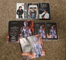 Michael Jackson Music Cassettes