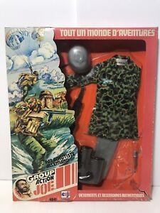 New Group Action Joe GI Man Parachutiste Allemand MISSING PIECE Ceji Arbois