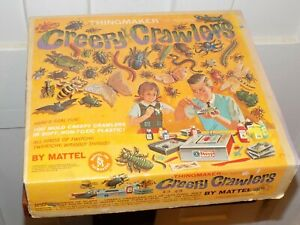 1964 Thingmaker Creepy Crawlers Mattel Maker in Box