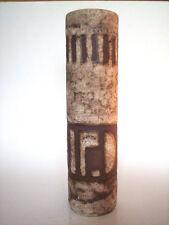 "Céramique vase Ceramano 111 ""ägina"" 22cm west-Germany pottery wgp Fat Lava vintage"