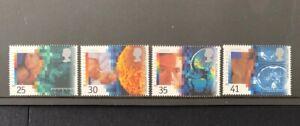 GB 1994 Mint MNH Medical Discoveries Set - FREE UK P&P!