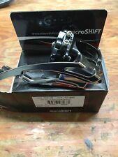 Microshift Marvo LT 3x9 Front Derailleur Dual Pull 31.8/34.9mm -Shimano 9-Speed