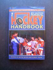 The Hockey Handbook by Lloyd Percival revised by Wayne Major and Robert Thom