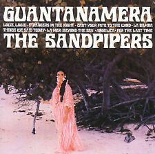 Guantanamera by The Sandpipers (CD, Dec-2003, A&M (USA))