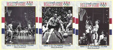 1991 Impel Hall of Fame 1964 Olympic Basketball Team - 10 Card Set Mint