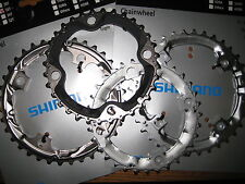 Shimano Middle Chain Ring Deore/SLX/XT 32T/36T 104mm 9/10s Steel/Composite/Alloy
