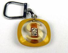 Porte-clés, Key ring Bourbon à Bulle - SUZE - APERITIF A LA GENTIANE - (ovale)