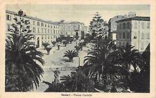 6105) SASSARI, PIAZZA CASTELLO. VIAGGIATA NEL 1952.