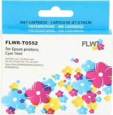 FLWR T0552 Cyan Compatible Cartridge for FLWR Epson NON OEM