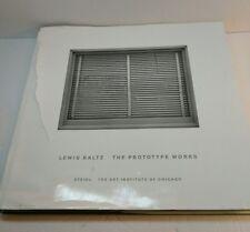 Lewis Baltz The Prototype Works Hardcover