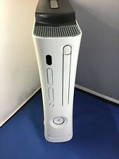 Microsoft Xbox 360 White Game Console Only 120 Gb W/ Hdmi Port Tested Fully