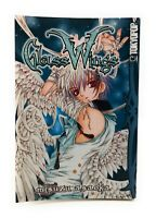 Glass Wings Manga TokyoPop Graphic Novel Misuzu Asaoka Fantasy Anime English