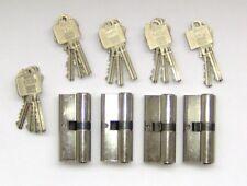 Schliessanlage Schließanlage BKS 4 Zylinder 15 Schlüssel (SI-Karte optional)