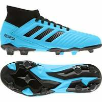 ADIDAS Performance Juniors Predator 19.3 FG Football Boots (Blue)