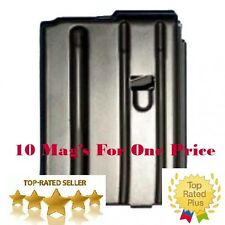TEN COLT 10 Round magazine .223 Rem and 5.56 Mag Anti-Tilt Follower 300 223 556