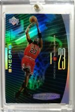 Rare: 1999 Upper Deck Encore Intensity Michael Jordan #I1, Refractor Like Insert
