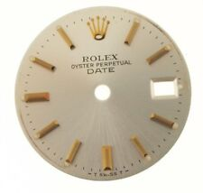 Rolex original Lady silver date model dial, 26mm
