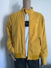 GANT THE COLLEGE JACKET NEU SOMMER JACKE COL SUNFLOWER GR L *32