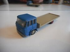 Schuco Bussing Truck in Blue/Grey on 1:66
