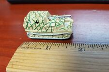"Mini 1.5"" Galoob Micro Machines Military Tank Wheels move Medical 102 FREE SHIP"