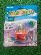 2001 Kozmic Kiddles Mattel Basic Fun Bluey Blooper Keychain 1968 Retro