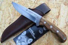 Puma Catamount II roble cuchillo de caza caza-Cuchillos cinturón cuchillo 307411 nuevo