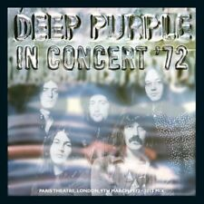 DEEP PURPLE - IN CONCERT'72 (2012 REMIX)  CD NEU