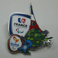 2016 Rio France Paralympic Committee Pin