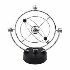 Newtons Cradle Steel Balance Ball Physics Science Pendulum Decor Desktop Toys UK