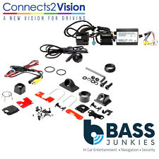 Rear Reversing Camera & Add On Interface Kit For Mercedes E-Class 2011 Onwards