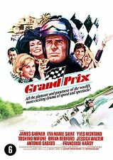 GRAND PRIX (1966 James Garner)  DVD -PAL Region 2 -Sealed