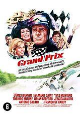 GRAND PRIX (1966 James Garner)  DVD -PAL Region 2 -Sealed