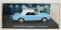 Fabbri 1/43 Scale Diecast Model - Ford Mustang Convertible - Thunderball