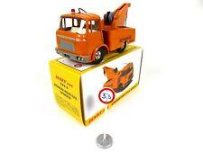 Camion Dépanneuse Autoroutes Berliet GAK - 1/43 DINKY TOYS 589A Voiture MB401