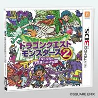 Used 3DS Strange strange key of Dragon Quest Monsters 2-yl and Luca Japan Import