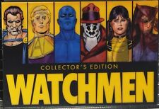 Watchmen Collector's Ed Lenticular 3 Blu-Ray Ultimate Cut + Dvd + Graphic Novel