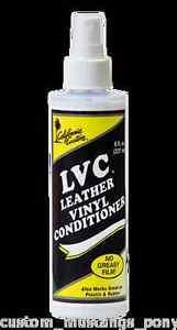 California Custom Leather Vinyl Conditioner Ford Falcon GS GT Fairlane LTD XR8