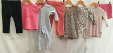 Baby Girls Bundle Of Clothing Age 6-9 Months Next <H1788