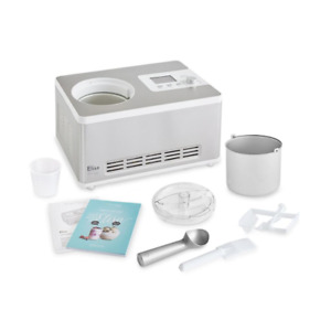Eismaschine Joghurtbereiter Springlane 2 L Elisa Eiscreme 2-in-1 Softeis Sd