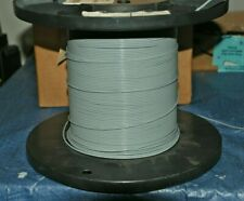 Wire Mil-Spec (PTFE) 26 AWG 1 Cond, Shielded Silver Plated Copper Stranded 20ft